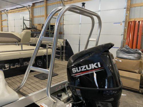Landau Atlantis with Suzuki 115hp