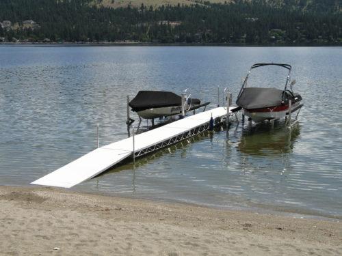 Hewitt Roll-A-Dock