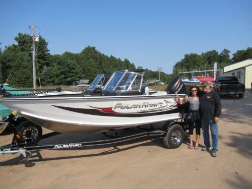 New PolarKraft Frontier boat sold