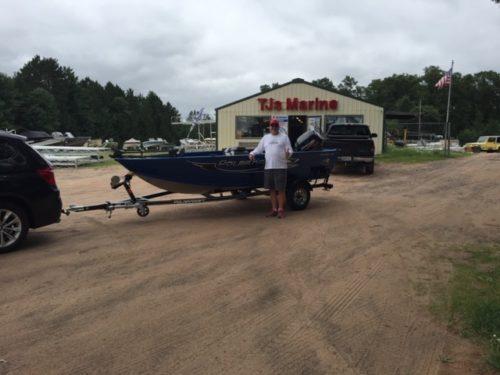 New PolarKraft Kodiak boat sold