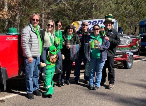 2019 Webb Lake parade